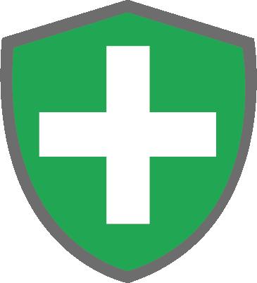 Zertifiziert durch die Safety-First-Badge