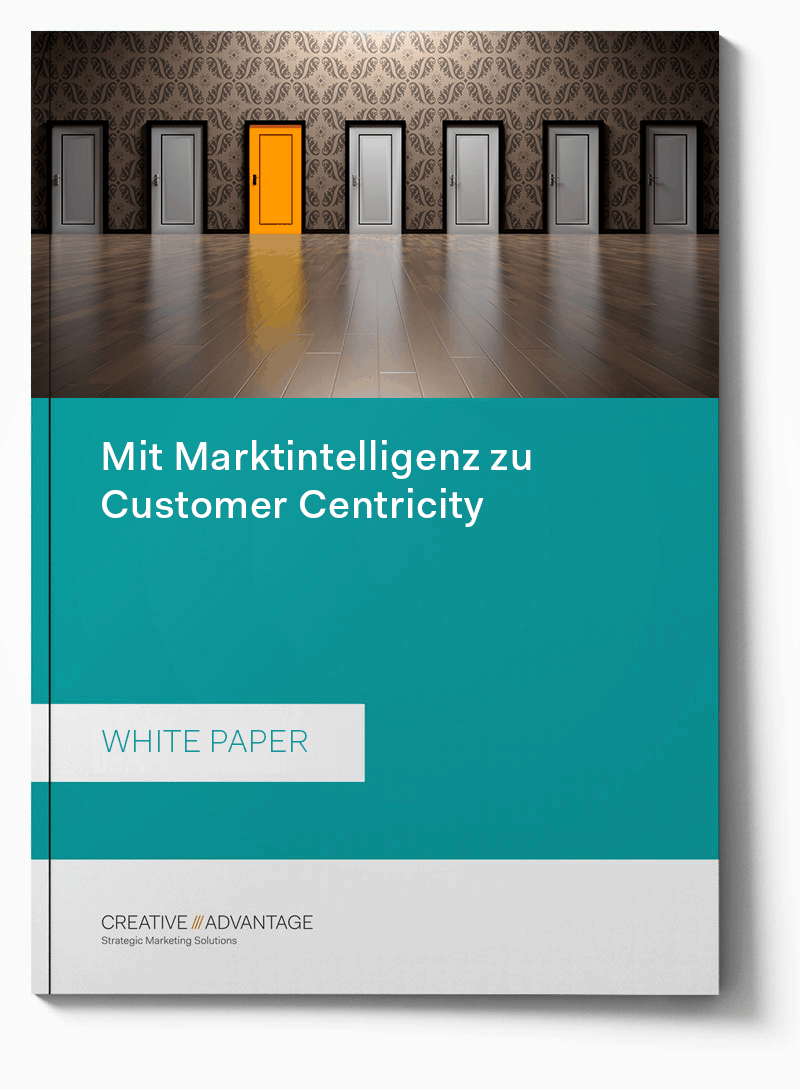Customer Centricity White Paper - Creative Advantage