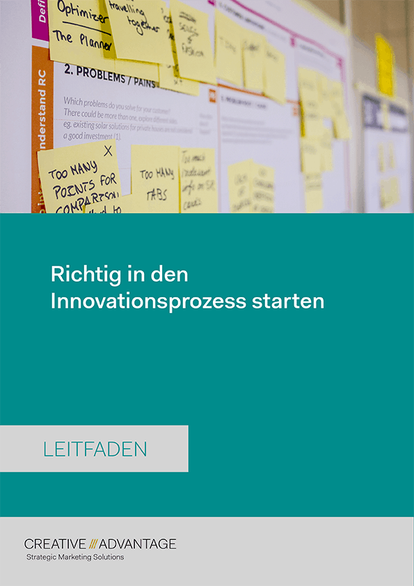 Leitfaden Design Thinking Challenge