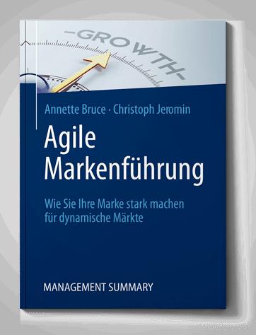 Agile Markenführung - Creative Advantage