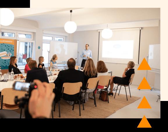 Marktforschung wird in Workshop-Methoden den Kunden nähergebracht